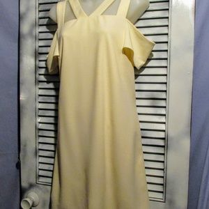 London Style Size 8 Off Shoulder Dress